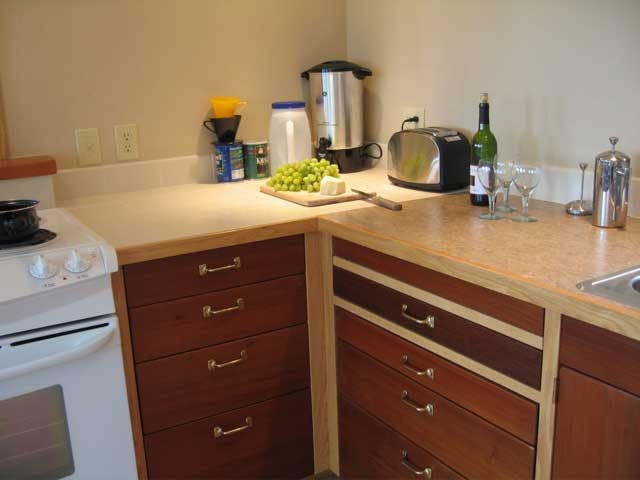 The Horton House Kitchen Can Be Reconfigured Easily For Different Users.