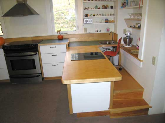 Accessible Kitchen, Accessible Kitchen